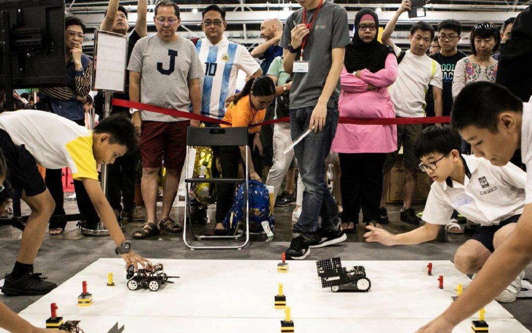 Asia Robotic Competition