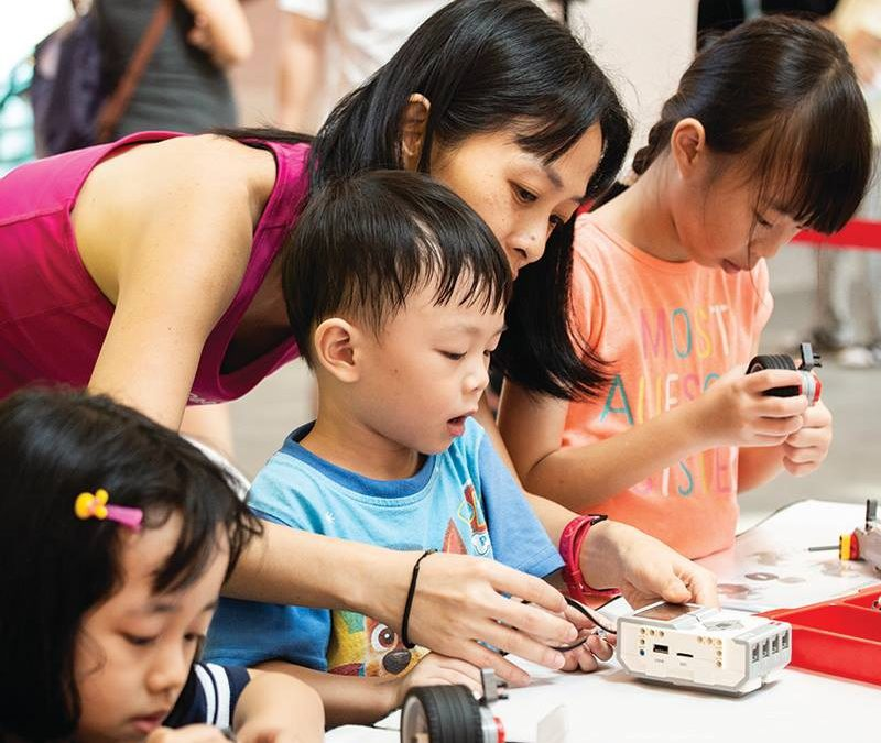 School Holiday Activities in Singapore